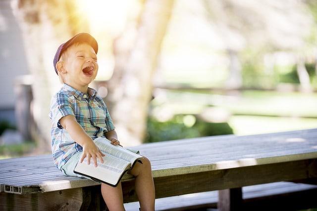 Silent Deutsch Lachen ist gesund