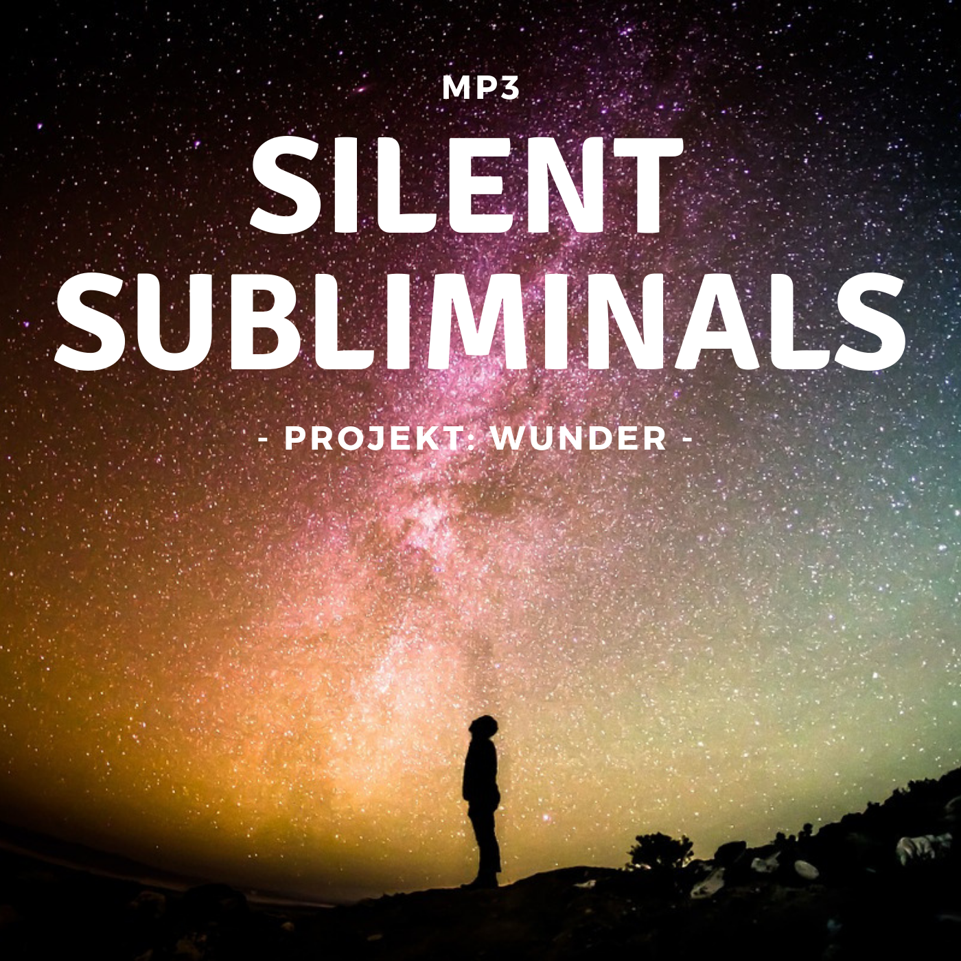 Cover: Silent Subliminals - Sonderedition